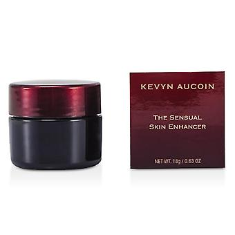 Kevyn Aucoin The Sensual Skin Enhancer - # SX 04 (Light Shade with Slight Yellow Undertones) - 18g/0.63oz