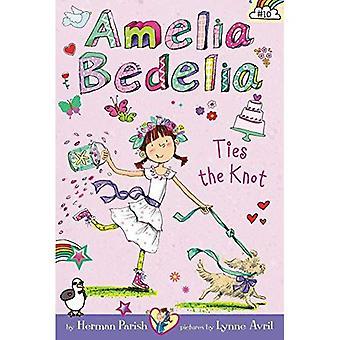 Amelia Bedelia Chapter bok #10: Amelia Bedelia knyter Knut