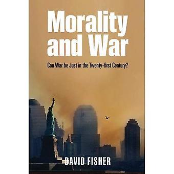 Moraliteit en oorlog: oorlog kunnen gewoon in de 21ste eeuw?