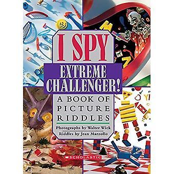 Extreme Challenger (I Spy (Scholastic Hardcover))