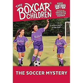 The Soccer Mystery (Boxcar Children)