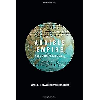 Audible Empire (Refiguring American Music)