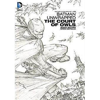 Batman pakket: Den domstolen av ugler HC