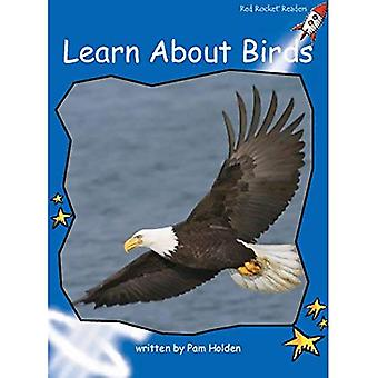 Learn About Birds (Red Rocket Readers)