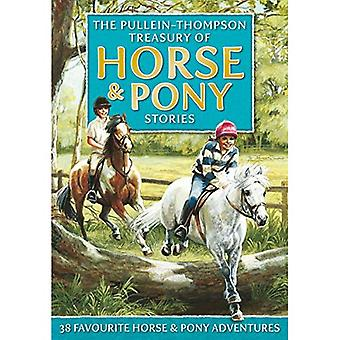 The Pullein-Thompson Treasury of Horse and Pony Stories (Phantom Horse)