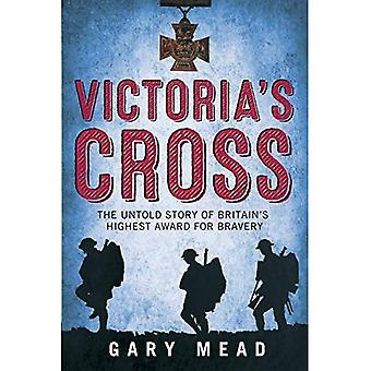 Viktorian risti: Salainen historia Britannian korkein palkinto urheudesta