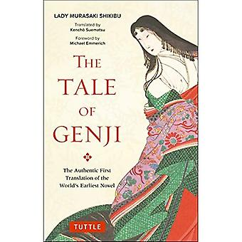 The Tale of Genji: The�Authentic First Translation of�the First Novel Ever Written�(Tuttle Classics)