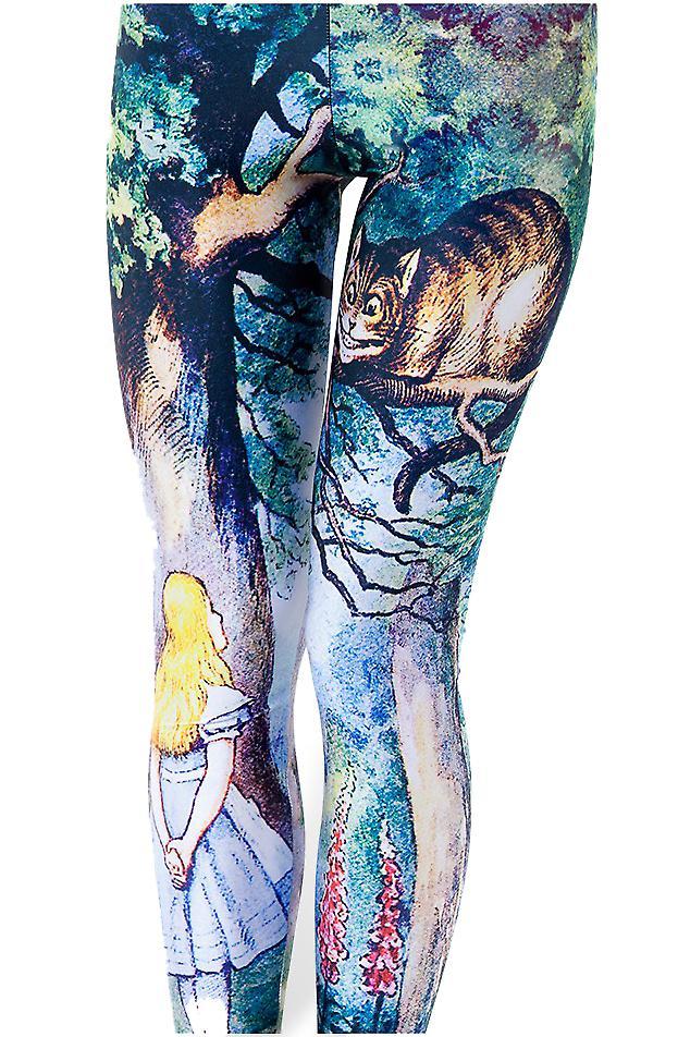 Waooh - Printed Legging Alice In Wonderland Lech