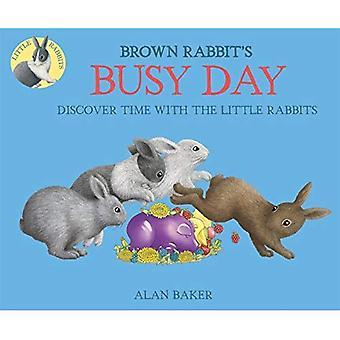 Dorer la journée bien remplie de lapin (petit lapin livres)