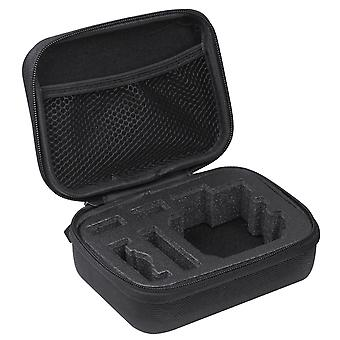 TRIXES Compact Protective Hard Shell Travel Case for GoPro Hero 1, 2, 3, 3+, 4 and Accessories
