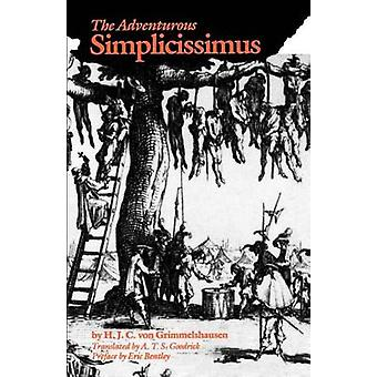 The Adventurous Simplicissimus by Grimmelshausen H J Von
