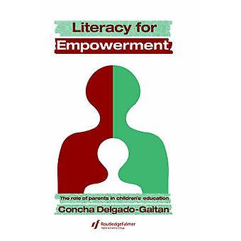 Literacy for Empowerment by DelgadoGaitan & Concha