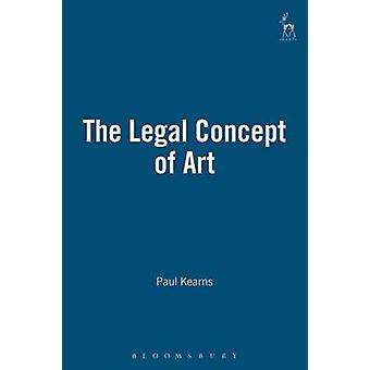 Legal Concept of Art by Kearns & Paul