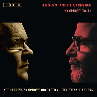Pettersson / Lindberg - Allan Pettersson: Symphonie N° 14 [SACD] USA import