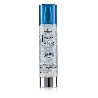 Schwarzkopf BC Bonacure Hyaluronic Moisture Kick BB Hydra Pearl (For Normal to Dry Curly Hair) 95ml/3.2oz