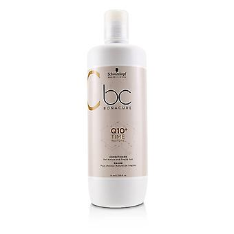 Schwarzkopf BC Bonacure Q10+ Time Restore Conditioner (For Mature and Fragile Hair) - 1000ml/33.8oz