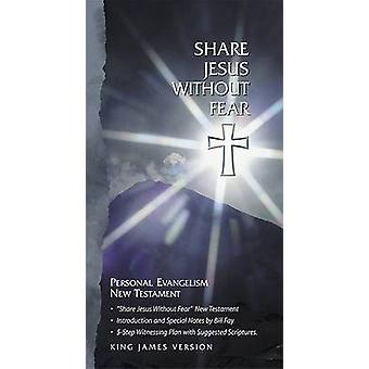 Bible Kjv New Testament - Share Jesus without Fear by Bible - 97815581