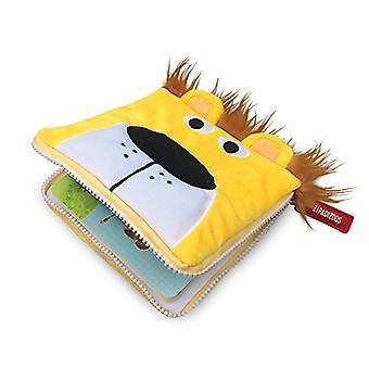 Zipadizoo Lion - 9781786923837 Book