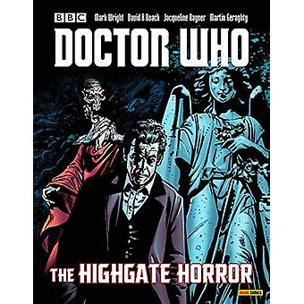 Doctor Who - The Highgate Horror by Roger Langridge - Mike Collins - J