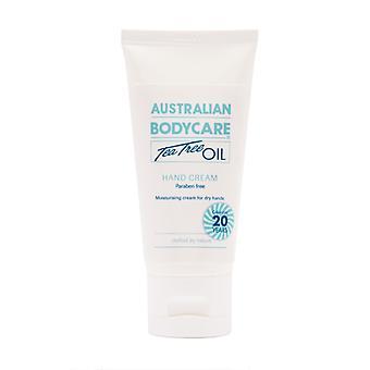 Australian Bodycare Tea Tree Oil Hand Cream 50ml