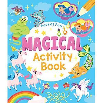 Pocket Fun: magisk aktivitet bok
