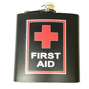 First Aid Hip-flask - fickplunta - 180 ml / 6 oz