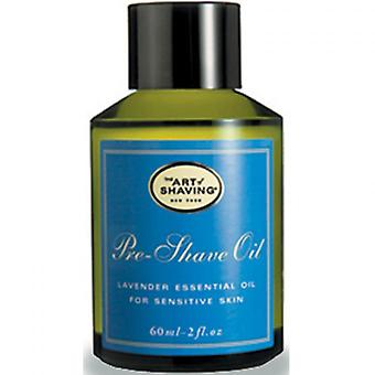 Oil Before Shaving A Lavender - Sensitive Skins