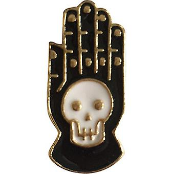 Pin - C&D - Skull Hand New Gifts lap-0078