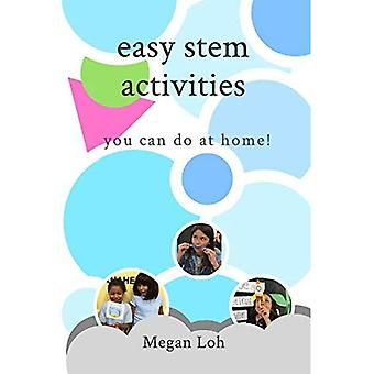 Easy Stem Activities You Can Do at Home!