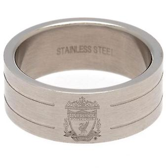 Liverpool FC Small Stripe Ring