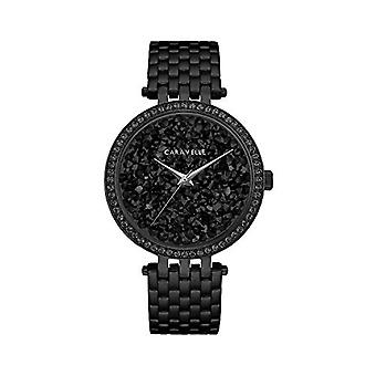 Caravelle New York Clock Donna Ref. 45L171