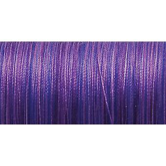 Silk Variegated Thread 200 Meters Variegated Purples 202 V2 06V