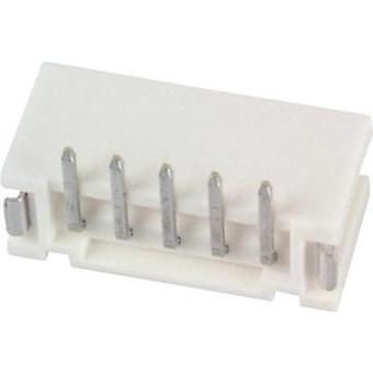 Built-in pin strip (standard) PH Total number of pins 5 JST B5B-PH-SM4-TB (LF)(SN) Contact spacing: 2 mm 1 pc(s)