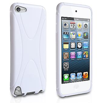 YouSave Accessories iPod Touch 5G White XLine Gel Case