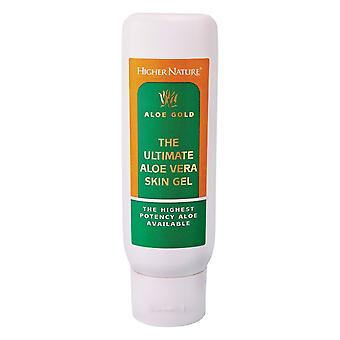 Höheren Natur der ultimative Aloe Vera Haut Gel, 75ml