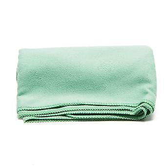 Asciugamano in microfibra viaggi di Eurohike camoscio - Small