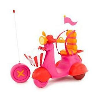 Lalaloopsy RC Scooter 40 MHz Orange sæde