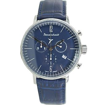 Aristo Messerschmitt mens Orologio Cronografo Aviator watch ME-4 H 153