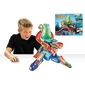 Hot Wheels Color Lab (Toys , Vehicles And Tracks , Parking And Circuits)
