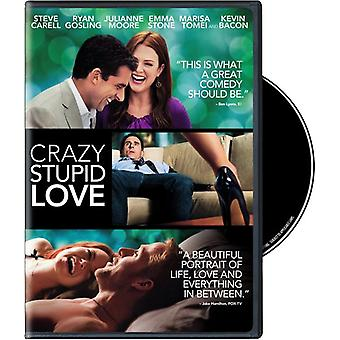 Crazy Stupid Love [DVD] USA import