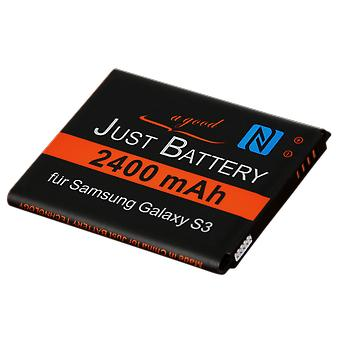 Batterie pour Samsung Galaxy S3 NFC GT i9300