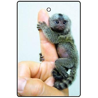Finger Monkey Car Air Freshener