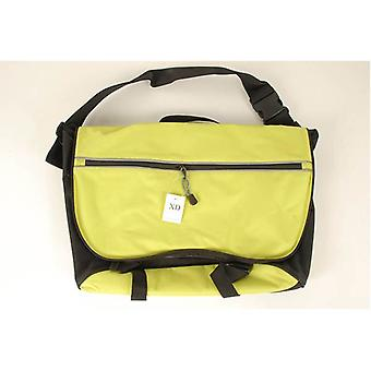 Neon Green Bicycle Bag with Shoulder & Body Strap Waterproof