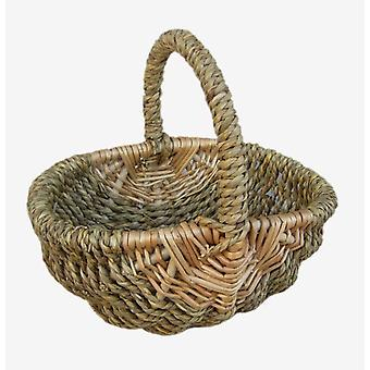 Shopping Basket Childs Seagrass Shopper