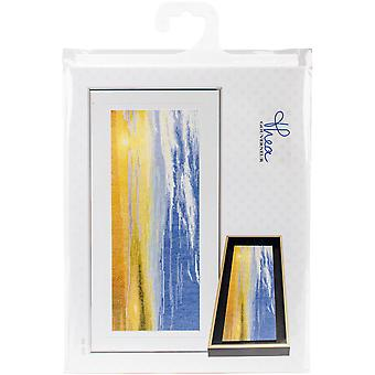 Sky Study III On Aida Counted Cross Stitch Kit-5.75