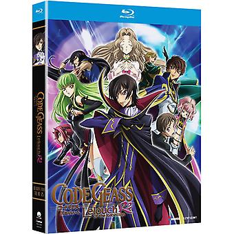 Code Geass: Lelouch of Rebellion R2 Season Two [Blu-ray] USA import