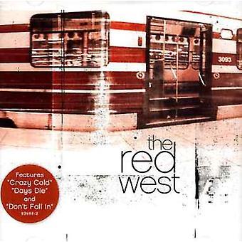 Oeste rojo - importación de Estados Unidos oeste rojo [CD]