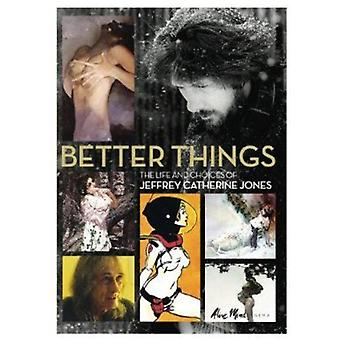 Bedre importerer ting [DVD] USA