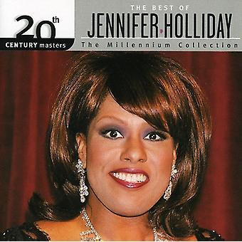 Jennifer Holliday - Best of Jennifer Holliday-Mill [CD] USA import