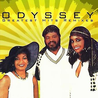 Odyseja - Greatest Hits Remixes [CD] USA import